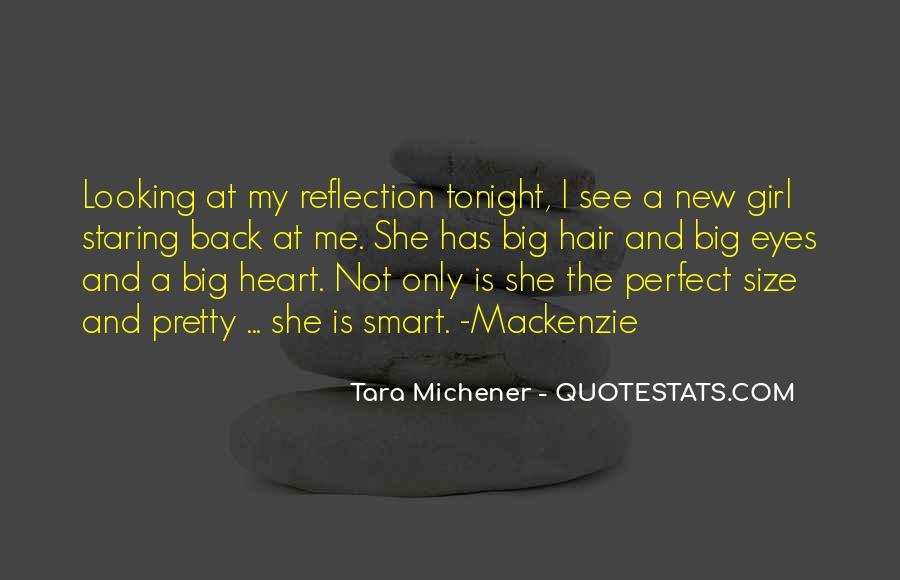 Michener Quotes #957625