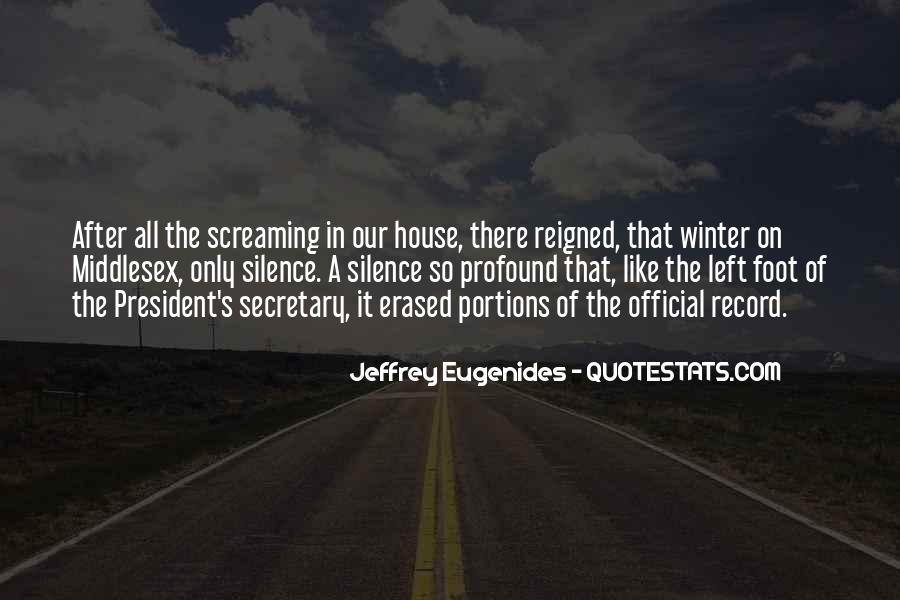 Middlesex Eugenides Quotes #1775128
