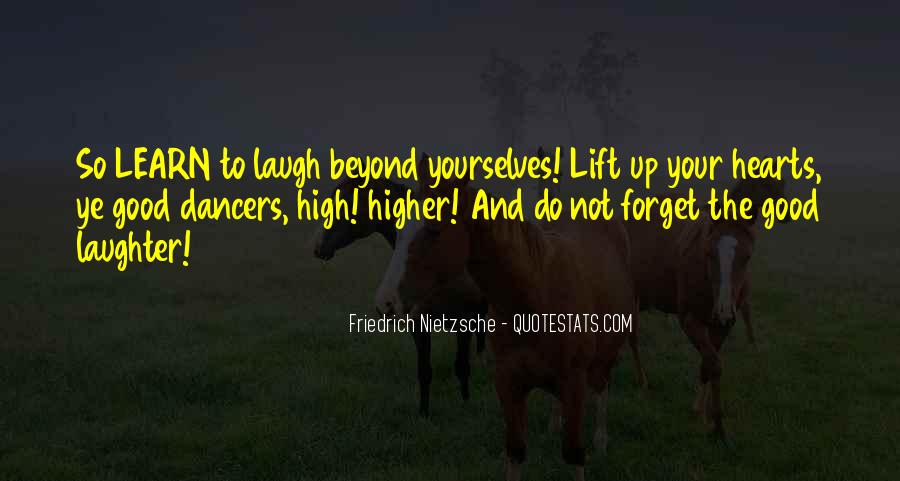 Might As Well Laugh Quotes #10375