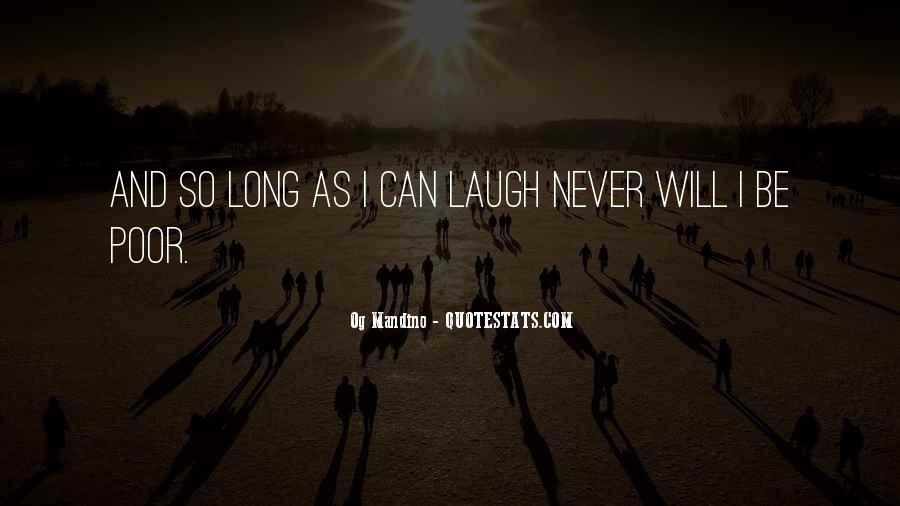 Might As Well Laugh Quotes #494