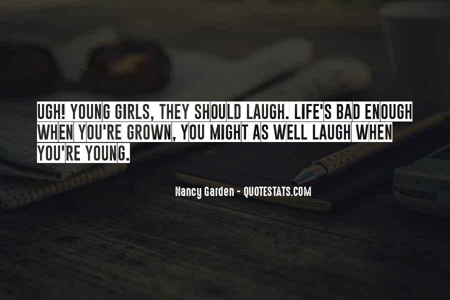 Might As Well Laugh Quotes #857796
