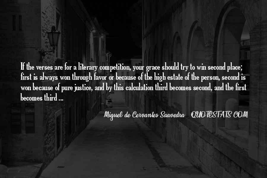 Miguel De Cervantes Saavedra Don Quixote Quotes #1394814