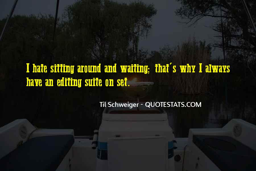 Miles Hollingsworth Iii Quotes #1256752