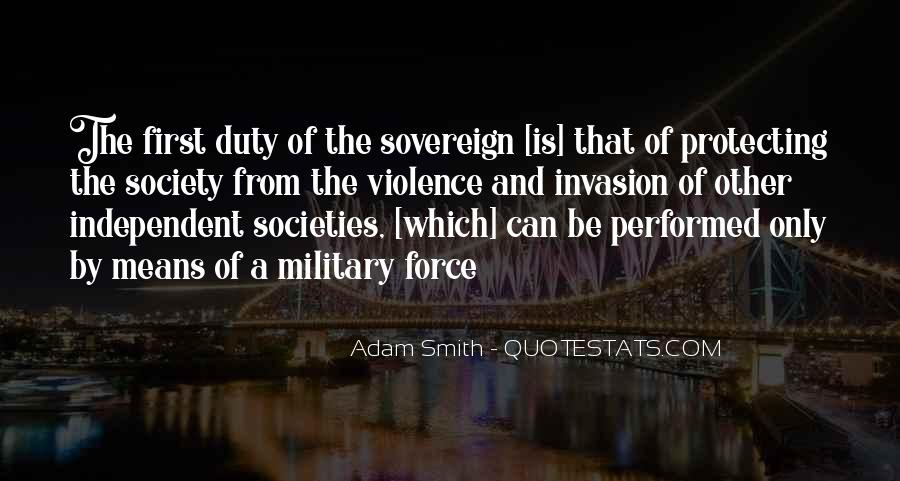 Military Invasion Quotes #1047936