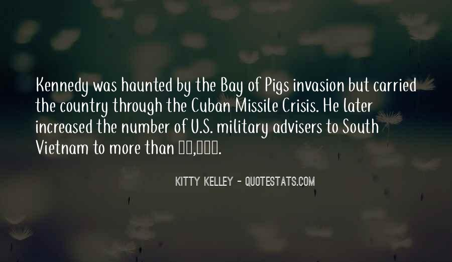 Military Invasion Quotes #195216