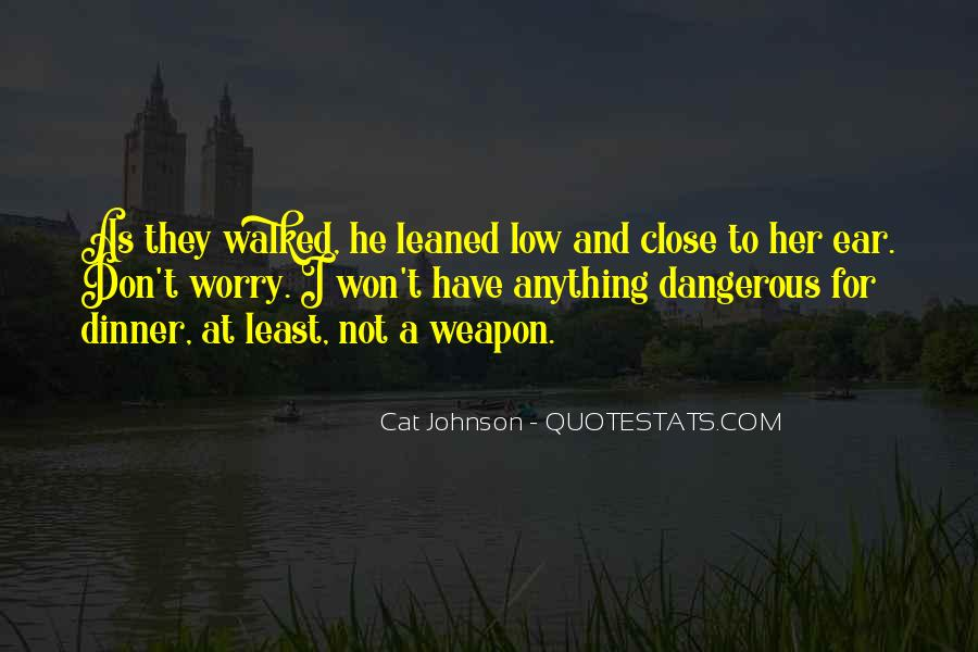 Military Weapon Quotes #1776814