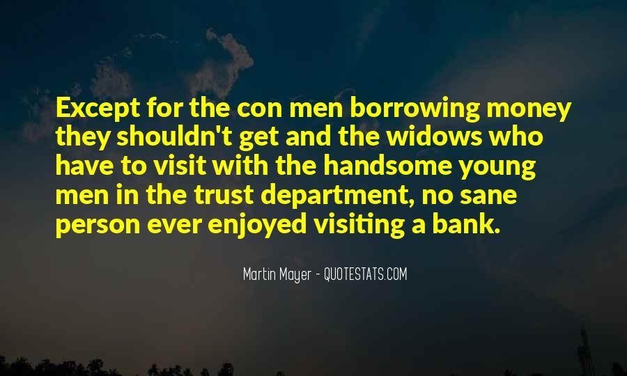 Quotes About Con Men #1199110