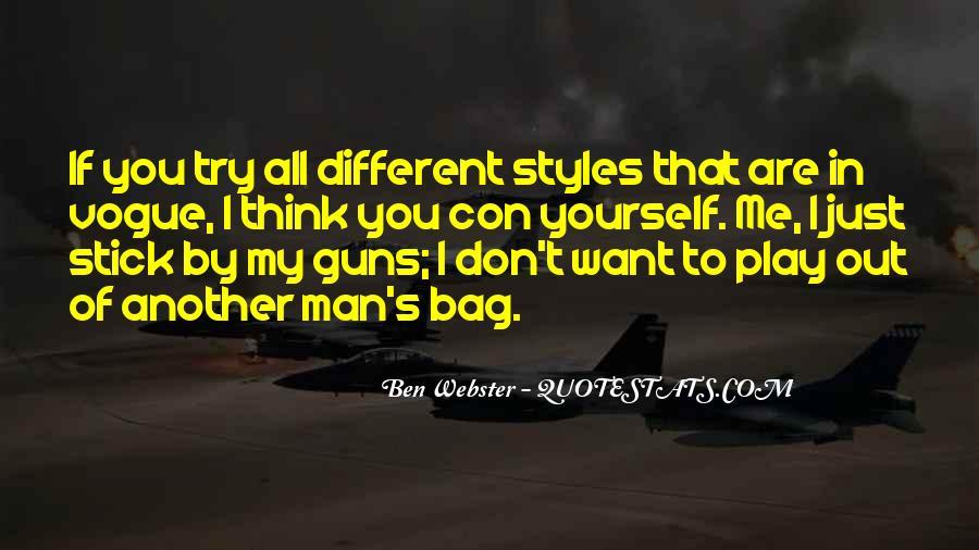Quotes About Con Men #1402468