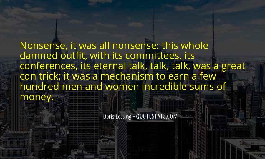 Quotes About Con Men #1699112