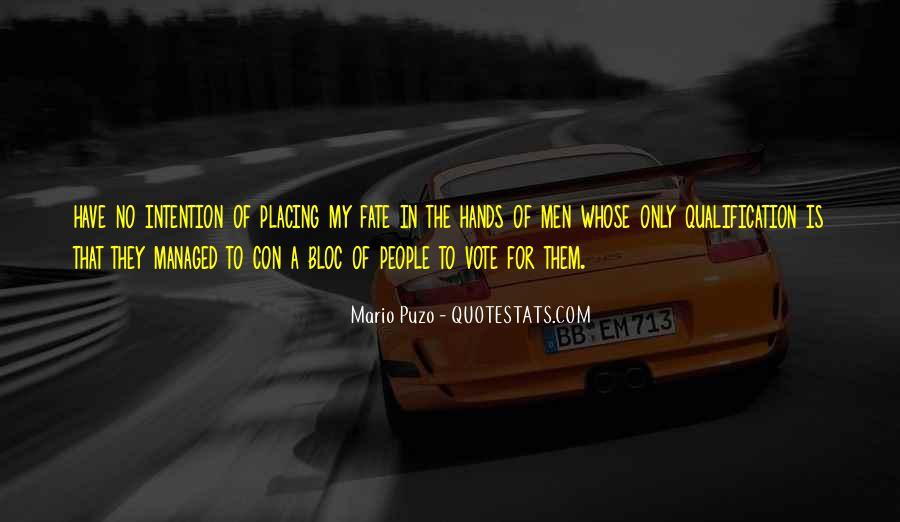 Quotes About Con Men #403176