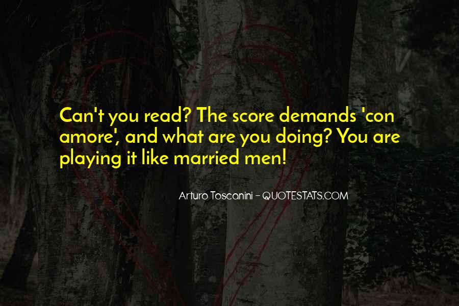 Quotes About Con Men #518492