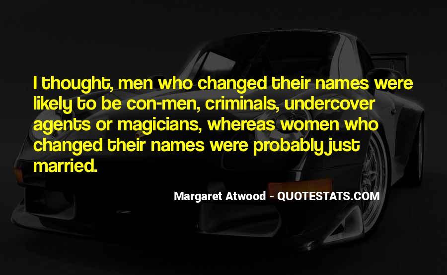 Quotes About Con Men #522612