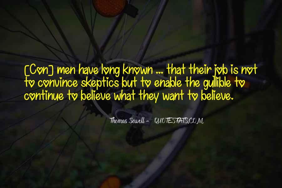 Quotes About Con Men #605852