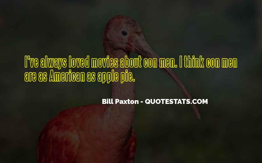 Quotes About Con Men #822370