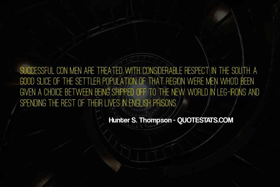 Quotes About Con Men #969680