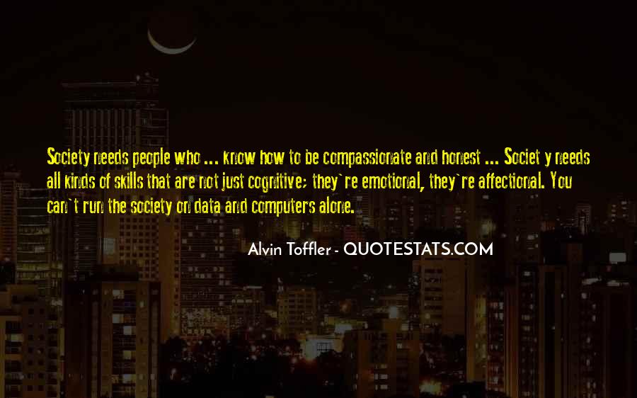 Quotes About Computers And Society #1606513