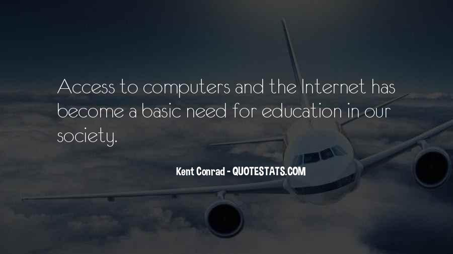 Quotes About Computers And Society #219182