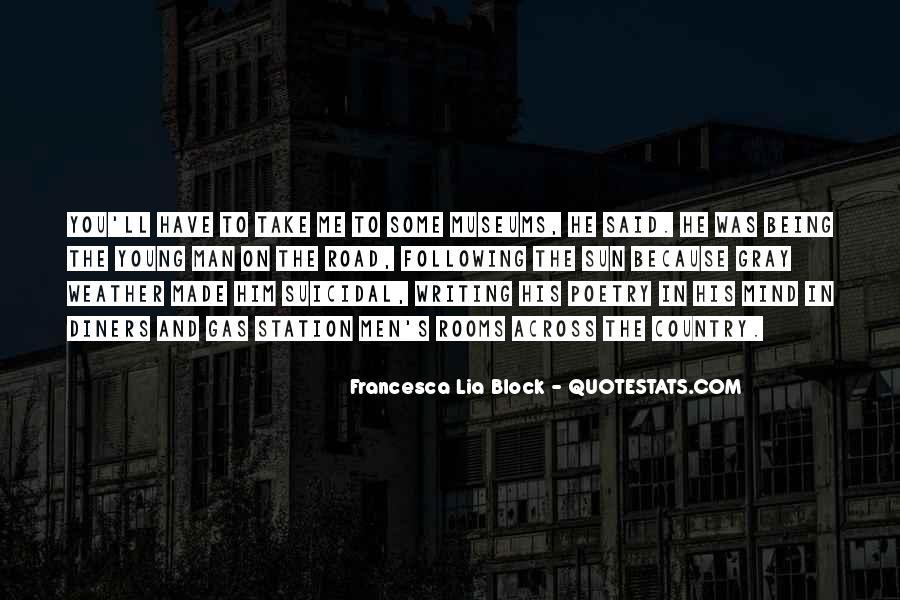 Mind Block Quotes #1022726