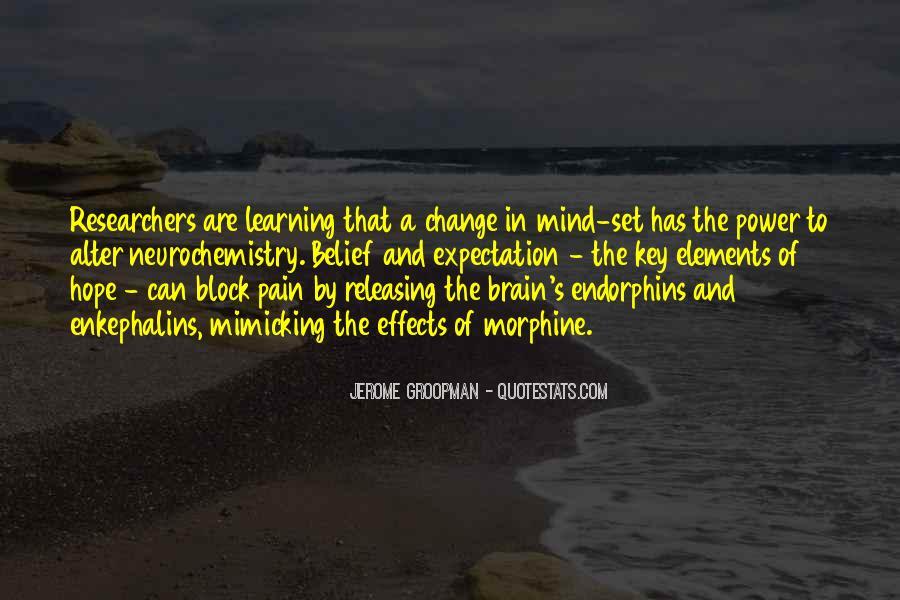 Mind Block Quotes #1117855