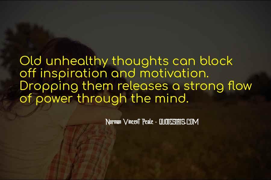 Mind Block Quotes #1377531