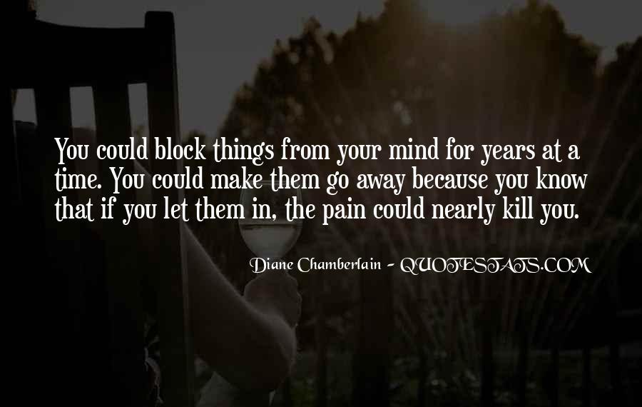 Mind Block Quotes #1678634