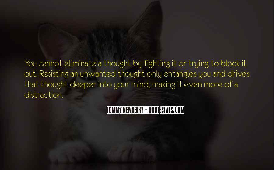 Mind Block Quotes #1695323