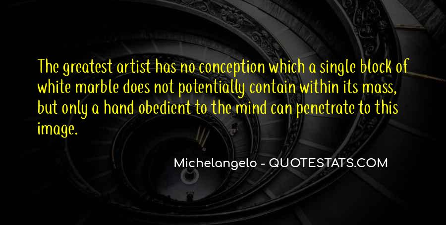 Mind Block Quotes #1737729