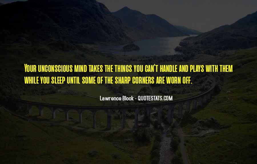 Mind Block Quotes #1855833