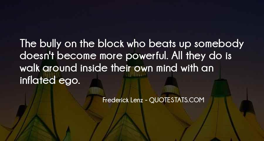 Mind Block Quotes #276120