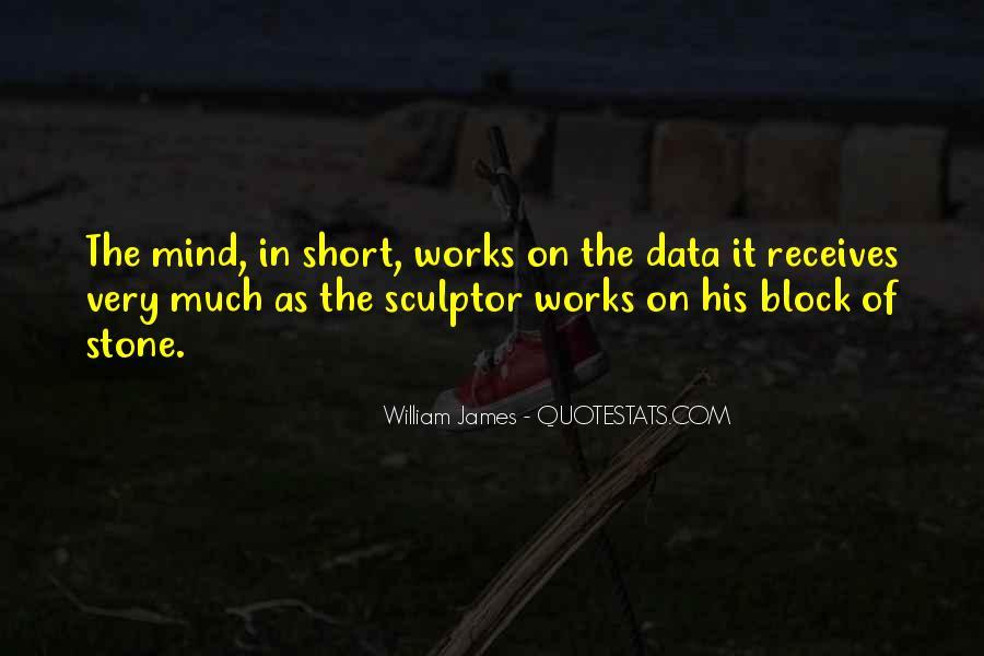 Mind Block Quotes #583583