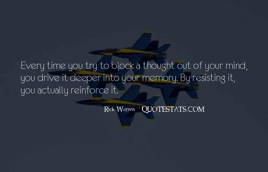 Mind Block Quotes #62732