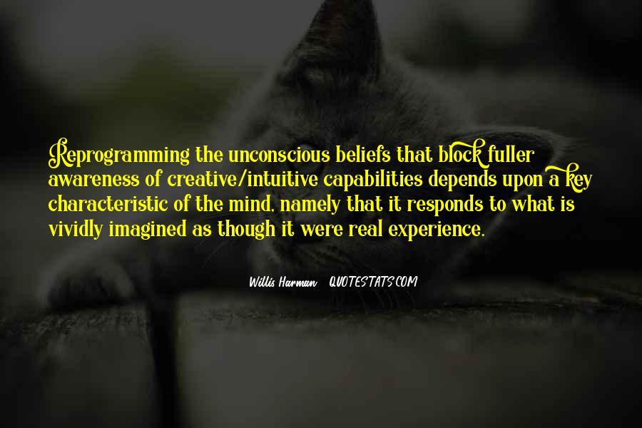 Mind Block Quotes #798705