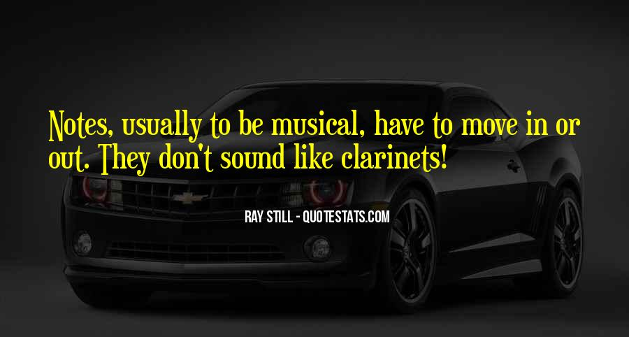 Mind Blowing Music Quotes #246894