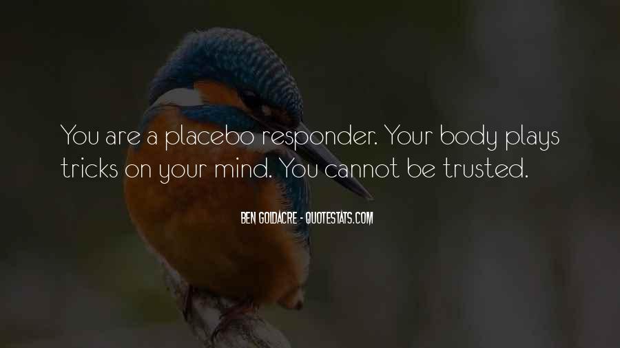 Mind Body Medicine Quotes #131556