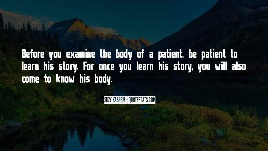 Mind Body Medicine Quotes #1500742