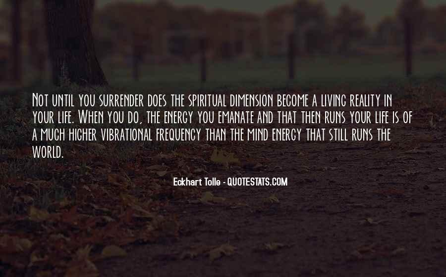Mind Is Running Quotes #1317245