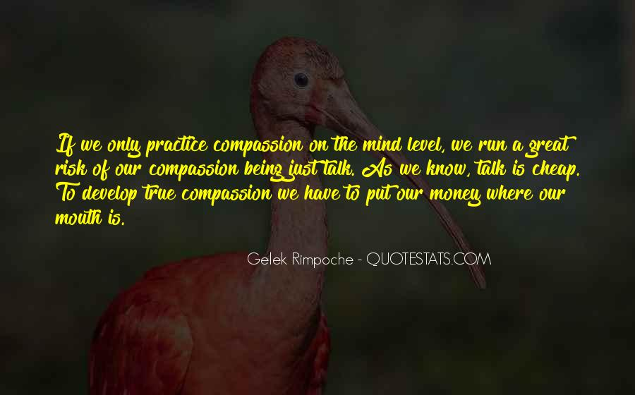 Mind Is Running Quotes #747102