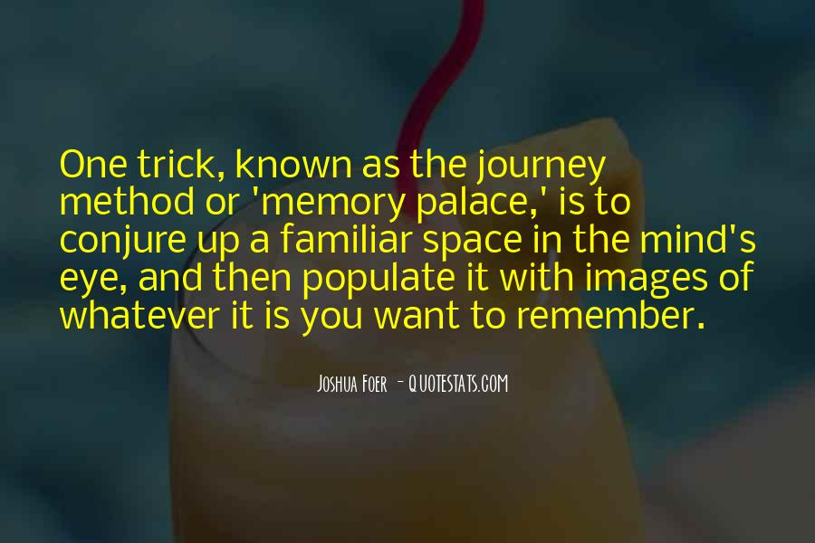 Mind Palace Quotes #612355