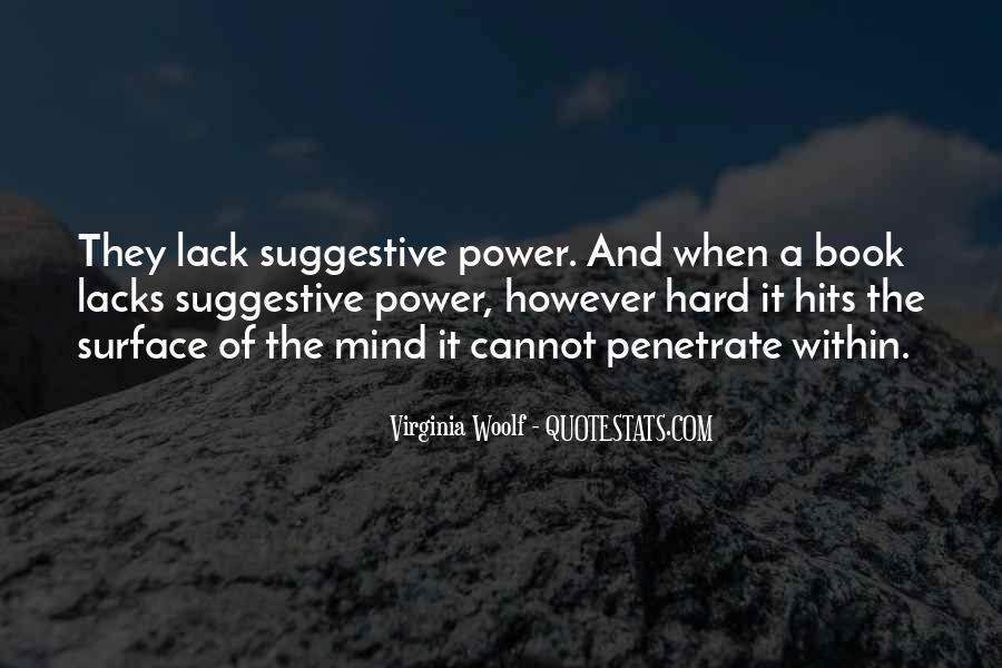 Mind Power Book Quotes #1369925