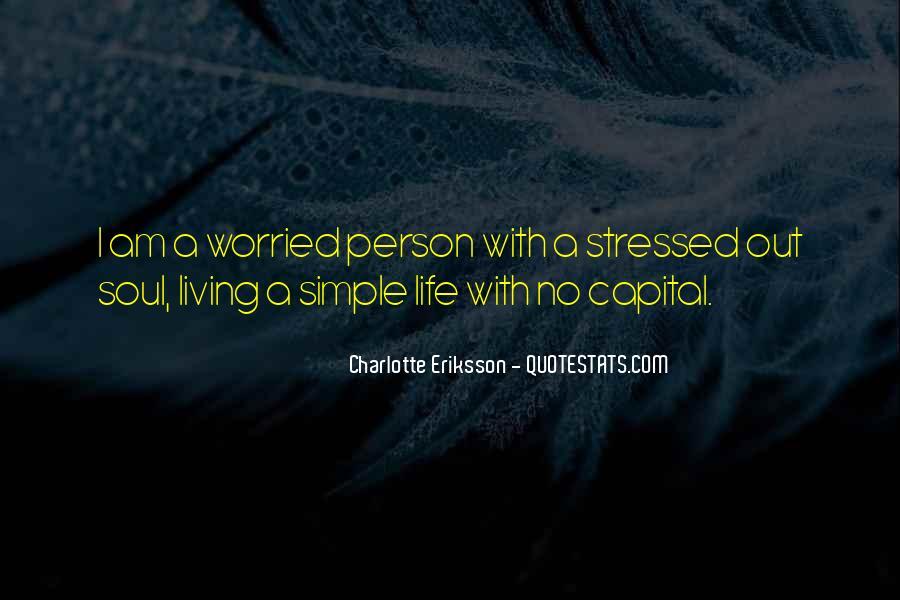Minimalist Living Quotes #458800