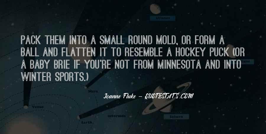 Minnesota Hockey Quotes #161803