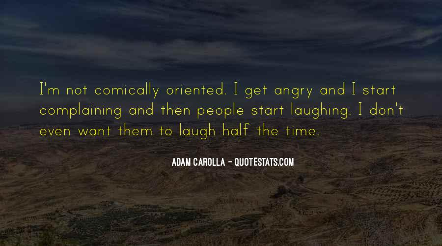 Quotes About Complaining People #1110727