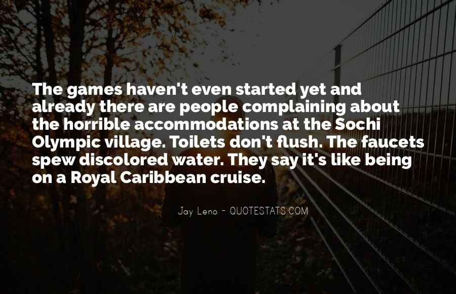 Quotes About Complaining People #1157184