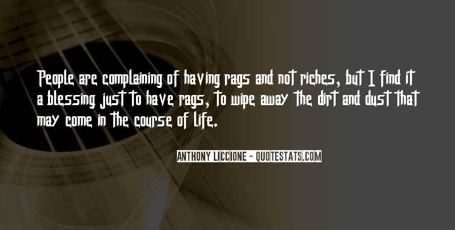 Quotes About Complaining People #1247678