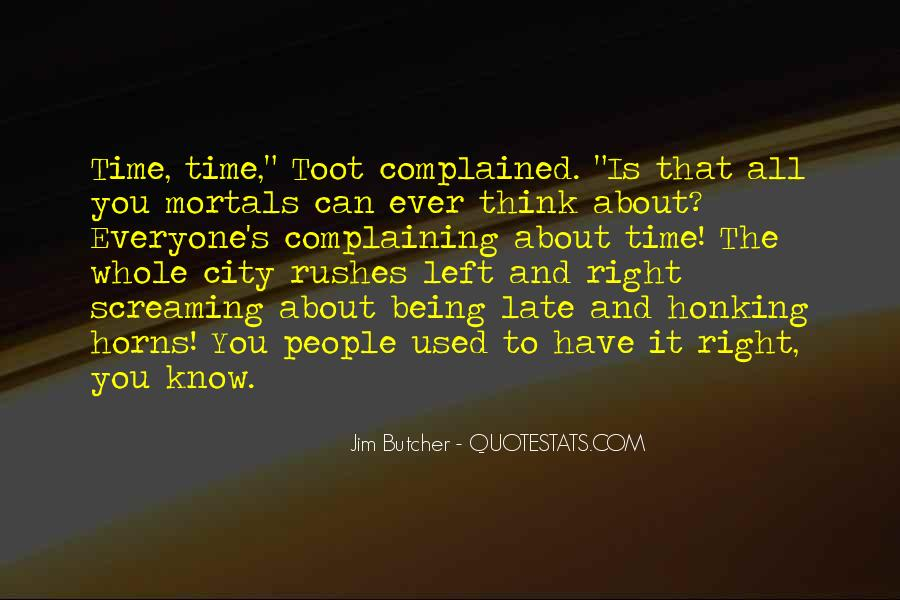 Quotes About Complaining People #1351409