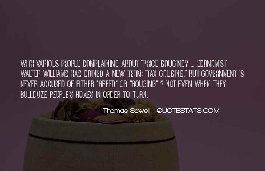 Quotes About Complaining People #140032