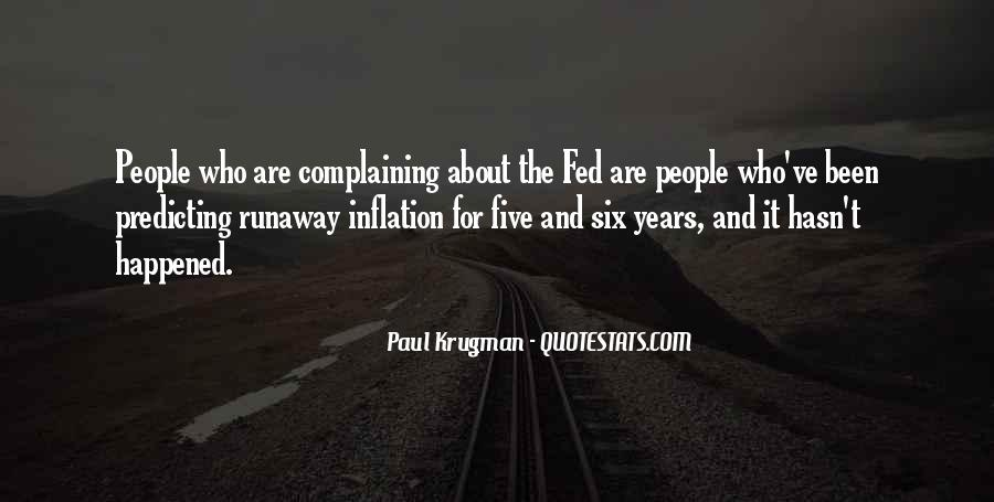 Quotes About Complaining People #1529040