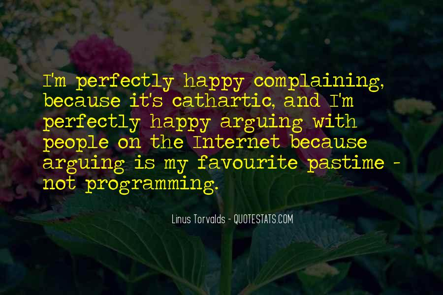 Quotes About Complaining People #624213