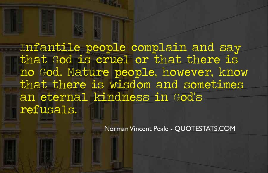 Quotes About Complaining People #66477