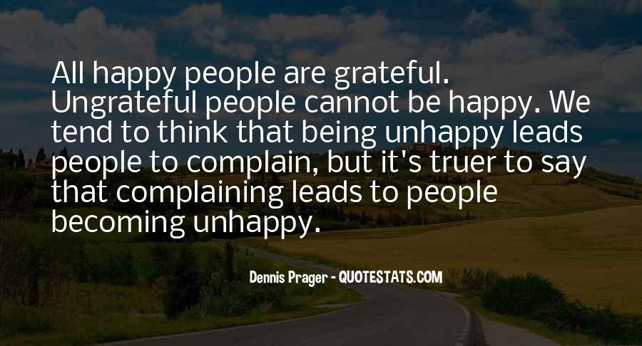 Quotes About Complaining People #725368